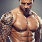 bentuk tubuh pria