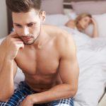 pria setelah berhubungan seksual